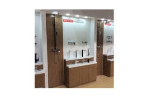 VIGA Faucet booth showed lots of sanitaryware and got great popular in 2016 KBC.