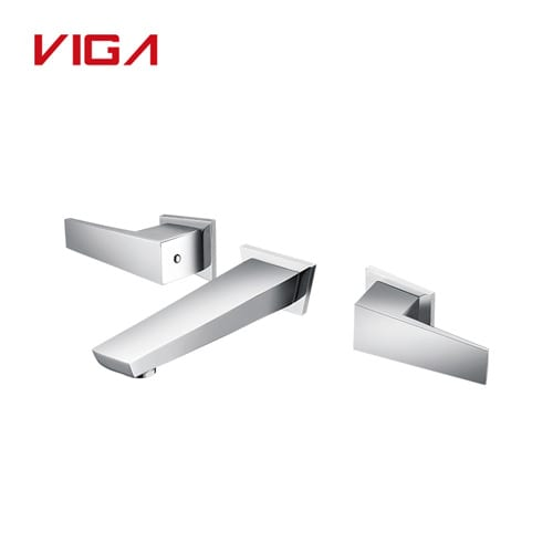 concealed basin faucet
