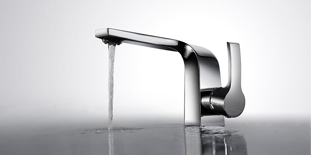 There are thermostatic faucets? ! This is also awesome