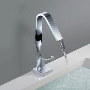 Surface Treatment of Kitchen and Bathroom Faucets