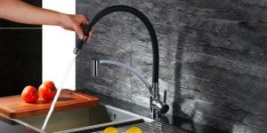 What Causes Low Water Pressure in Kitchen Sinks Faucet?