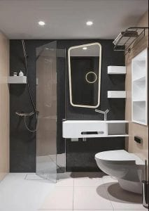 A new type of toilet comes out, subverting the traditional design. How many of these exotic toilets have you seen?
