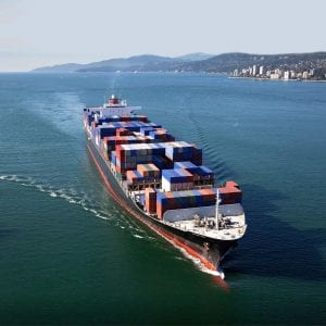 Recently, China-US maritime trade has frequently burst its positions.