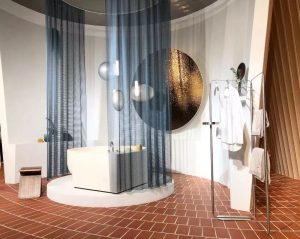 Trends In Bathroom Design - Stone Applications Are Mainstream?
