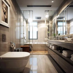 The Size Of The Shower Partition Actually Refers To The Size Of The Shower Room