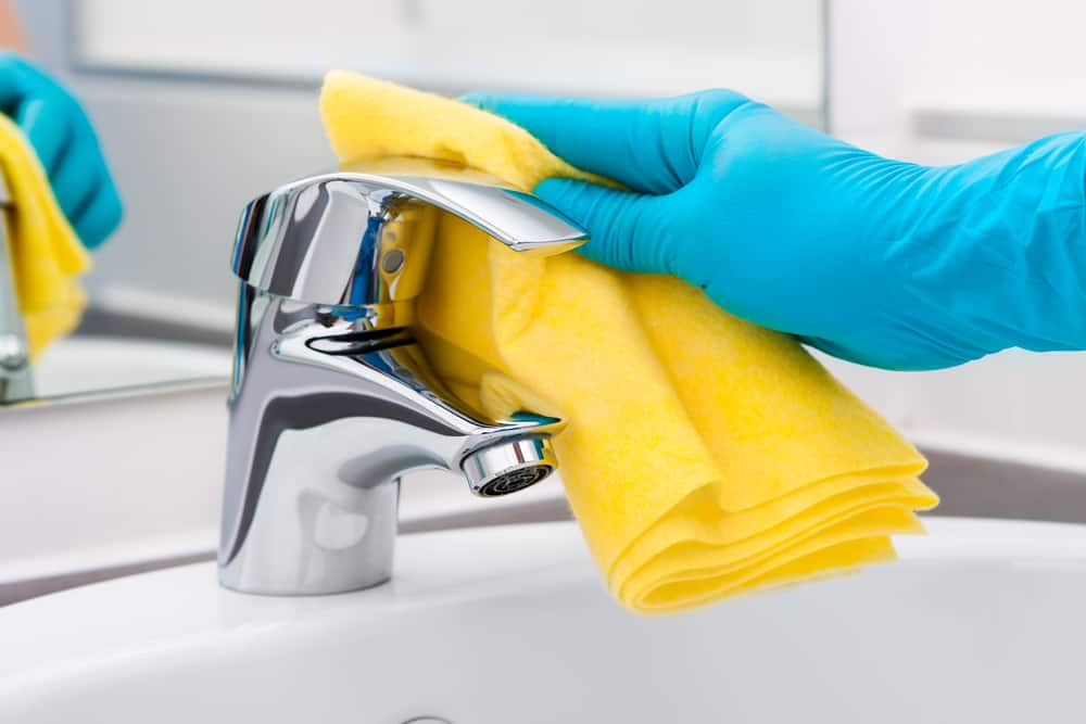 How To Clean Stainless Steel Faucet?